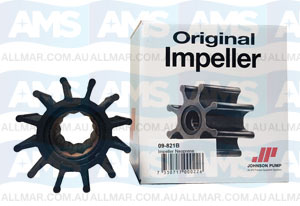 09-821B SPX F75B-9 - Neoprene Impeller