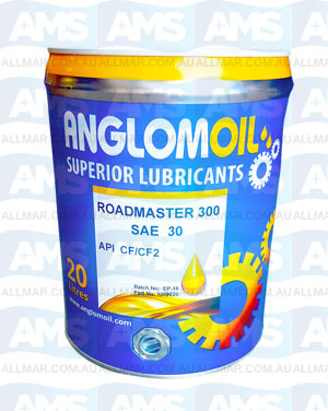 ANGLO Roadmaster 300 SAE 30 Engine Oil 20L
