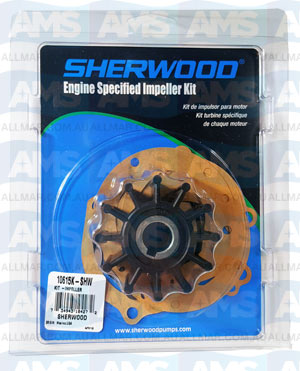 10615K Sherwood Impeller