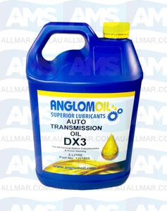 ANGLO Auto Transmission Oil DX3 5L