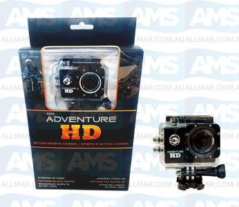 Waspcam Adventure HD Action Camera