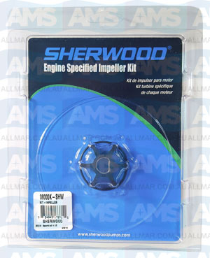 8000K Sherwood Impeller