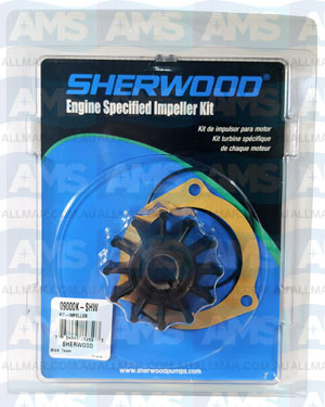 9000K Sherwood Impeller