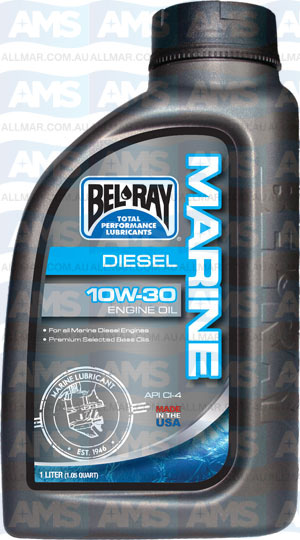 1 Litre Marine Diesel Engine Oil 15W-40 CI-4
