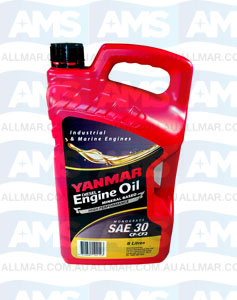 Yanmar Diesel Engine Oil Monograde SAE 30 5L