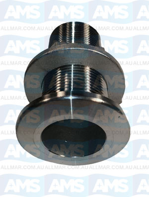 """316 Stainless Skin Fitting 1 1/2"""""""